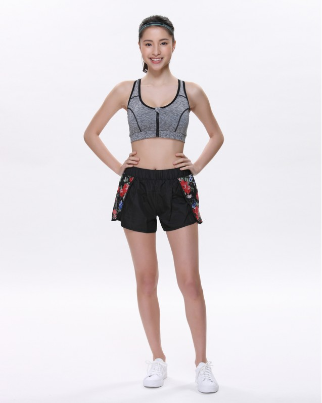 Saya run shorts