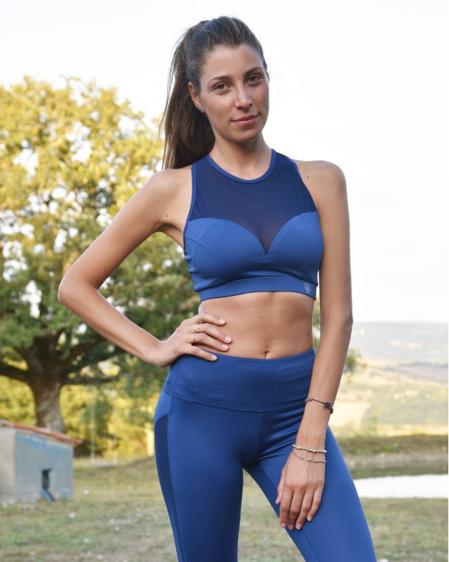 Tutu medium-impact bra
